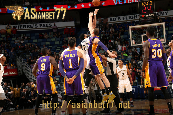 NBA: LA Lakers Hempaskan New Orleans Pelicans