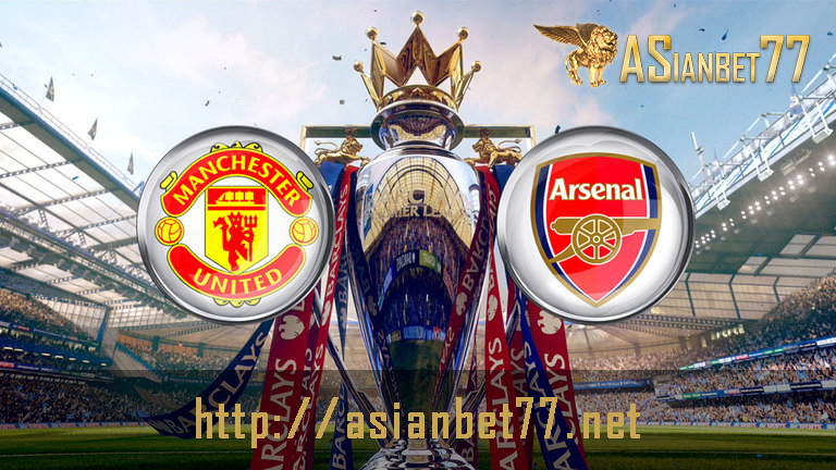 Big Match dimana Manchester United akan menjamu klub London Utara Arsenal