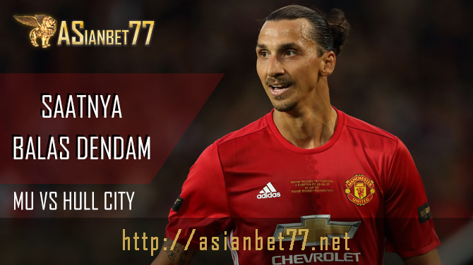 Prediksi Pertandingan Manchester United VS Hull City 02 Feb 2017
