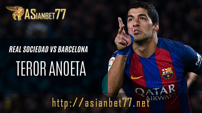 Prediksi Pertandingan Real Sociedad vs Barcelona 20 Jan 2017