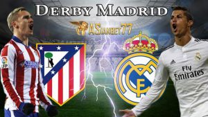 Prediksi Bola Real Madrid Vs Atletico Madrid 8 April 2017 Asianbet77