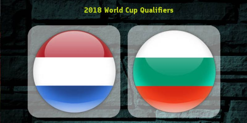 Prediksi Pertandingan Bola Belanda vs Bulgaria, Minggu 3 September 2017